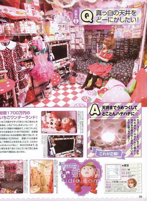 Coming Up I Have Posts On Affordable Cute Room Things To Buy From Japan And A Big How To Decorate Your Furniture Post