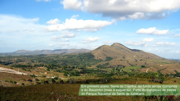 Parque Nacional da Serra de Itabaiana - Foto 02