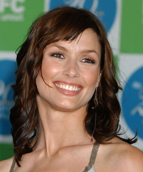 Bridget Moynahan: Abe's Words: January 2011