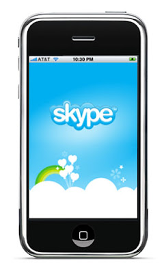 skype app for iphone