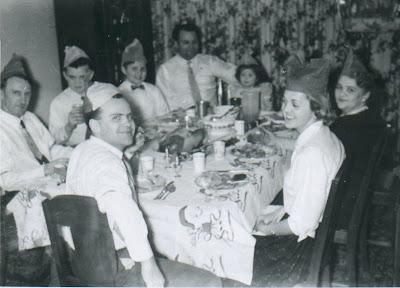 Christmas Day 1955