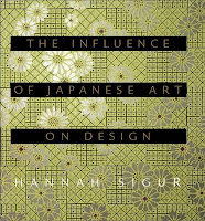 Japanese Influence on Graphic Art Book Cover