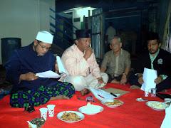 Rapat Pembentukan Panitia Masjid At Taubah