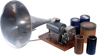 pathe phonograph of 1890