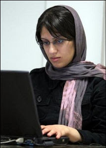 blogging is dangerous in iran