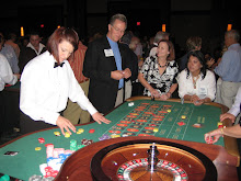 Roulette Table Action