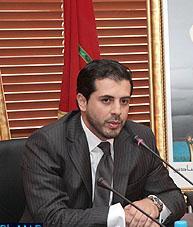 Yassir Znagui ministre tourisme maroc