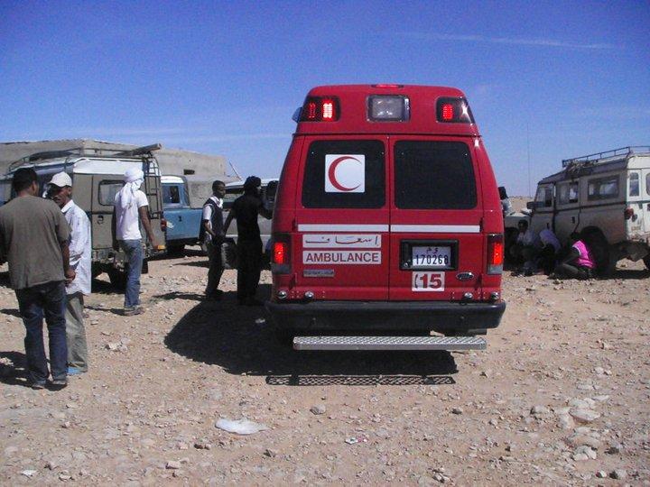 Photos - Protection civile - Page 20 Ambulance+agdaym+izik