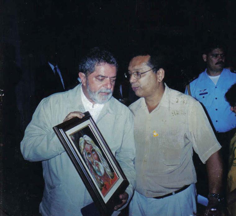 Levy e o Presidente Lula
