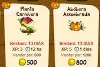 Novas sementes