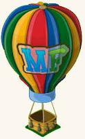 Balão da Mini Fazenda