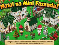Natal Mini Fazenda