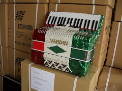 First NARDIN Brand Accordions