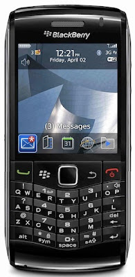 RIM Introduces the BlackBerry Pearl 3G