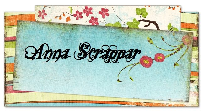 Anna scrappar