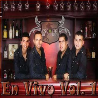 Escolta De Guerra - En Vivo Vol.1 (2010)