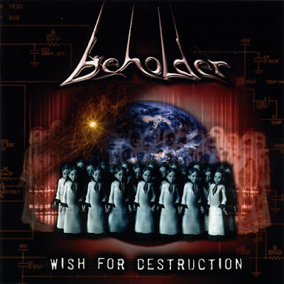 Beholder - Wish For Destruction