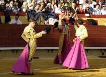 Crónica: 1ª corrida de la Feria de la Magdalena