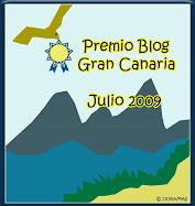 LOGO PREMIO GRAN CANARIA JULIO 2009