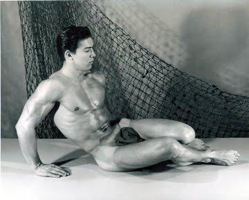 Larry Scott II, 1958