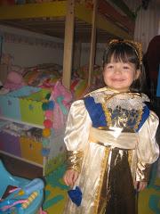 A rainha do Carnaval!