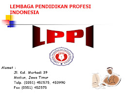 WELCOME TO LPPI