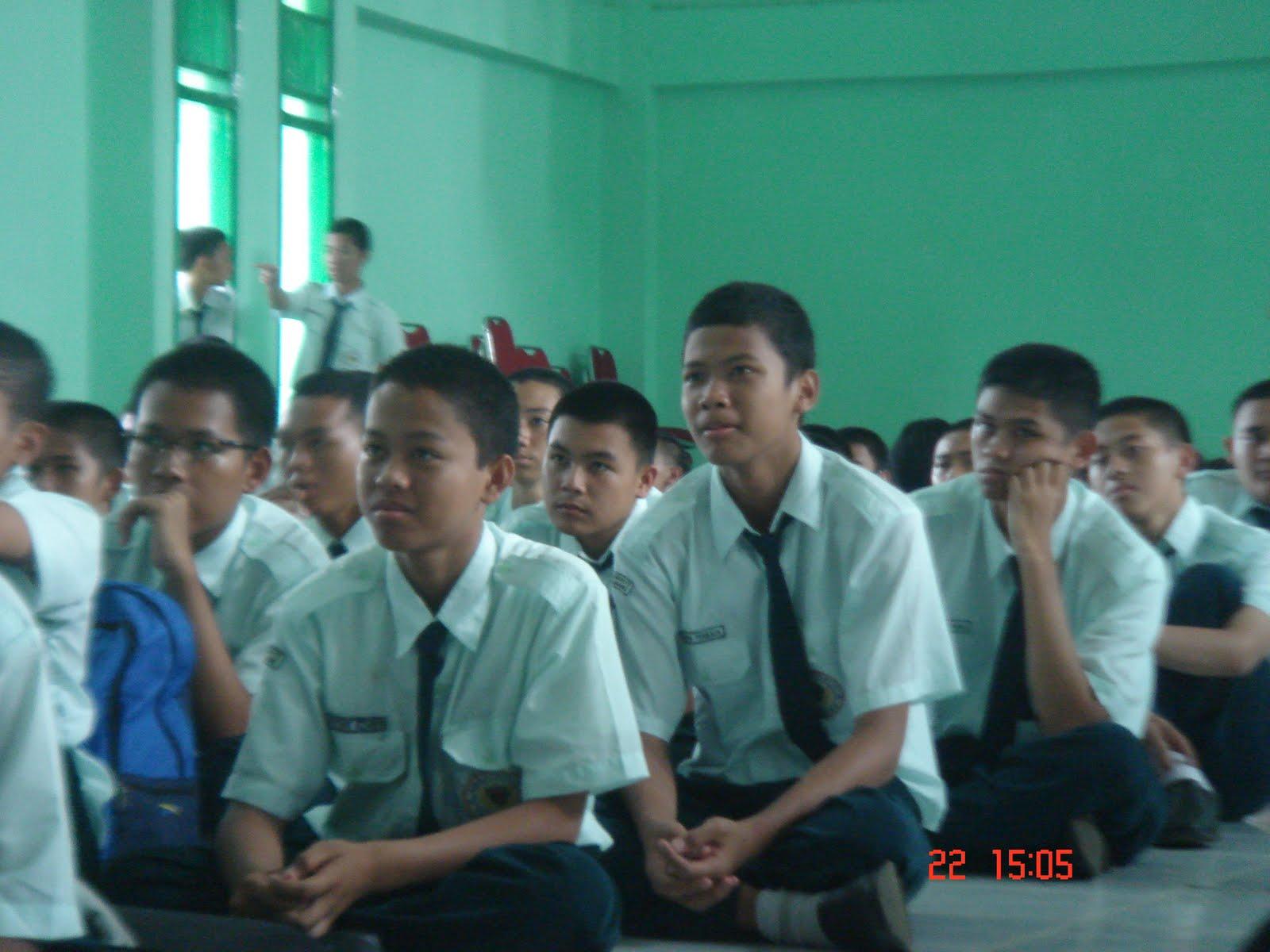 Demo Ekstrakurikuler SMA Plus Negeri 17 Palembang