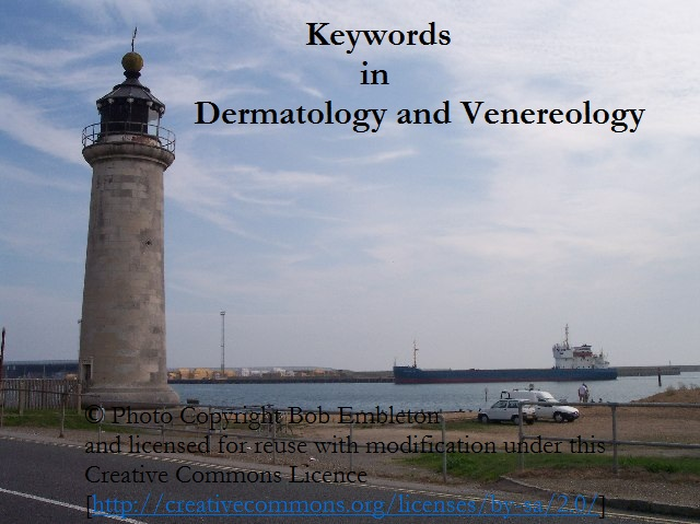 Keywords in Dermatology and Venereology