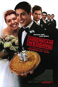american pie wedding