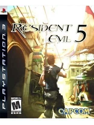 Resident evil 5 - Play Station 3