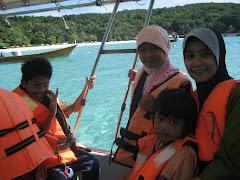 Kenangan Di Pulau Perhentian
