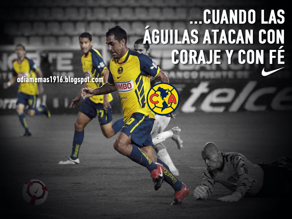 Club de Fútbol América :::: ...Cuando las Águilas atacan con ...