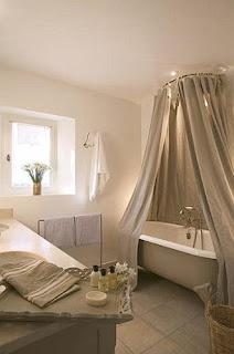 Ванная в прованском стиле