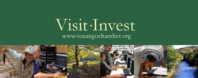 Visit Invest Venango