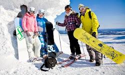 Ταξιδι ΓιορτΕς με ΟικογενειακΟ Ski στη ΛαπωνΙία