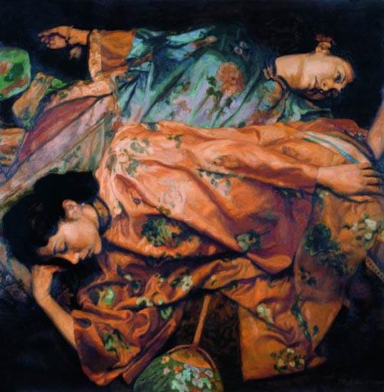 Chen Yifei Art