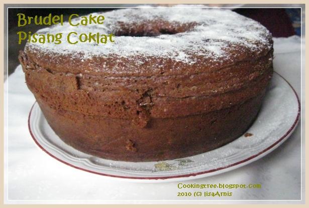 ... . Resep brudel cake ini masih sama dengan My first brudel cake