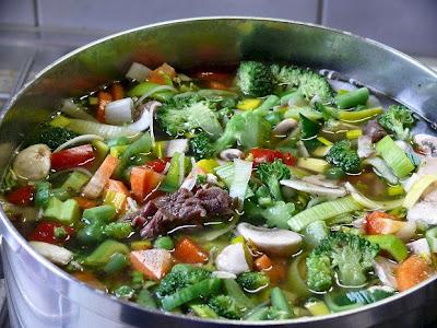 lekkere gezonde soep