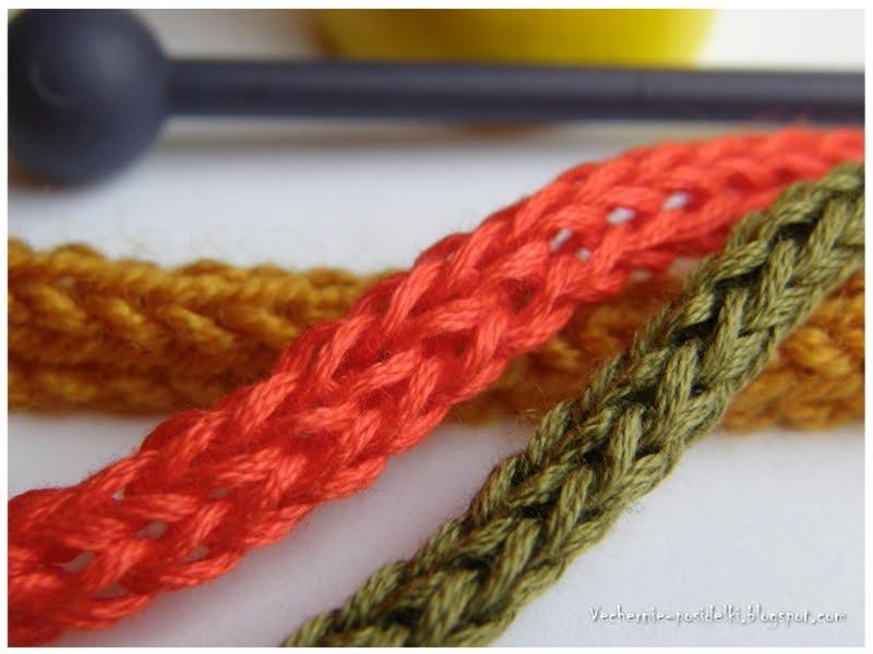 Плетение с помощью ниток 29