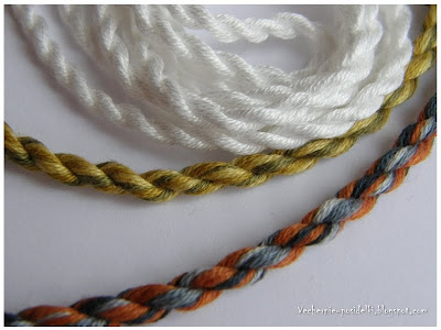 methods of weaving cords
