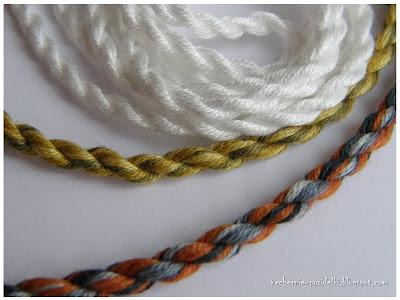 methods of weaving cords