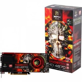XFXFORCE RADEON HD 4870 1GB DDR5