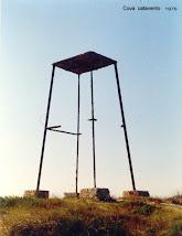 Catavento nas dunas da Cova...1976