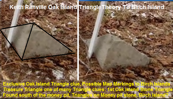 Legend Of Oak Island Solved