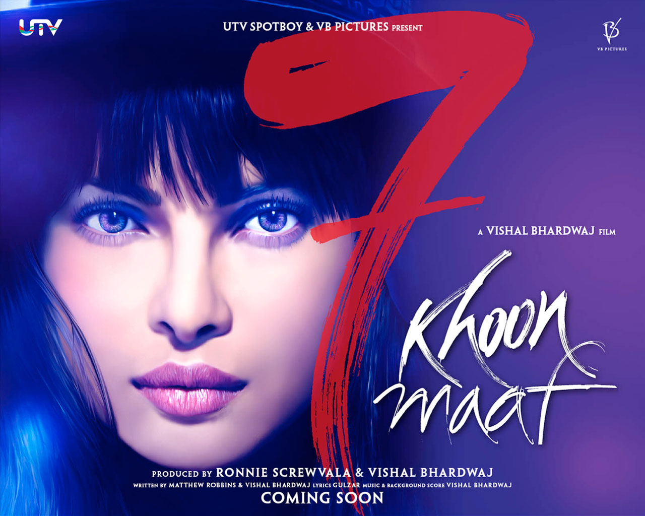 Entertainment: PRIYANKA CHOPRA-7 KHOON MAAF