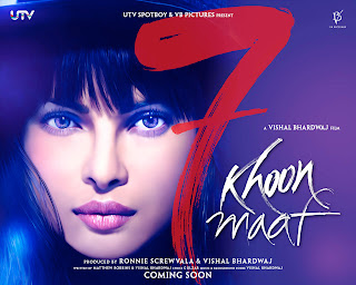song.pk: 7 Khoon Maaf 2011