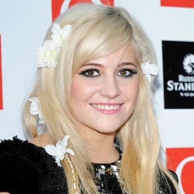 pixie lott hair