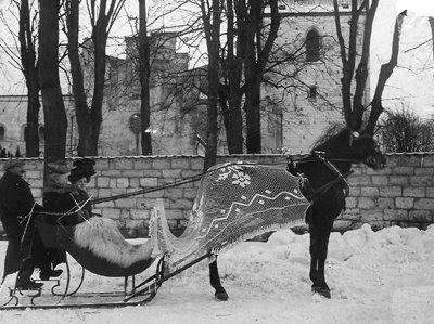 Jensine Sørensen, Holtuggård 1929 - klik for større billede