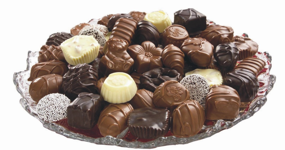 how to make homemade assorted chocolates