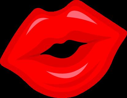 Lips Clip Art 081810» Vector Clip Art - Free Clip Art Images